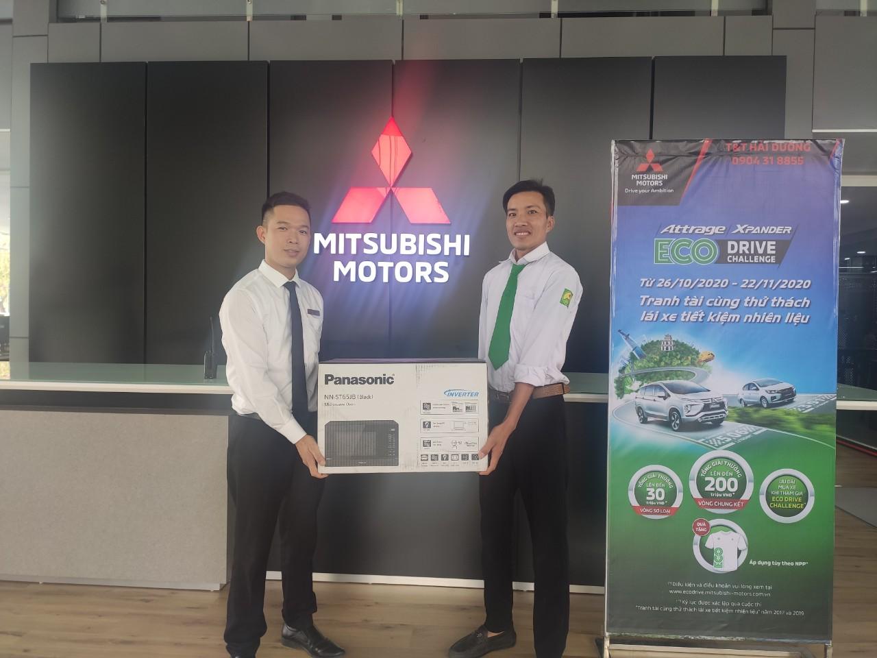CÔNG BỐ KẾT QUẢ THỬ THÁCH TIẾT KIỆM NHIÊN LIỆU – ECO DRIVE CHALLENGE 2020 CÙNG MITSUBISHI XPANDER & MITSUBISHI ATTRAGE ĐỢT 02
